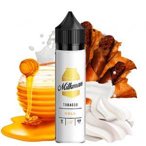Gold - Tabaco Crema y Miel