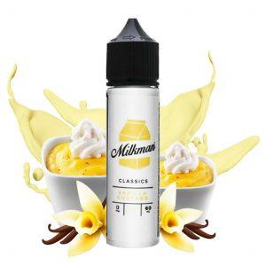 Vanilla Custard - Flan de Vainilla milkman