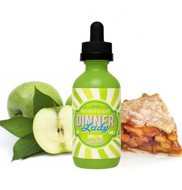 dinner lady apple pie de manzana