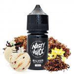 NASTY JUICE SALT Silver Blend Tabaco Vainilla 30ml