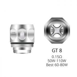 resistencia gt8 vaporesso