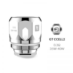 resistencia ccell 2 coil