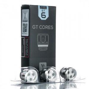 pack resistencias gt4 vaporesso