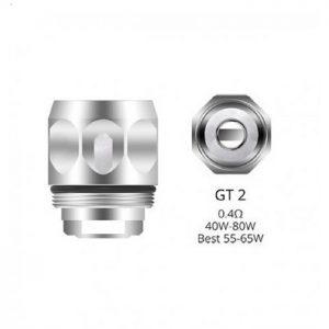 resistencias vaporesso gt2