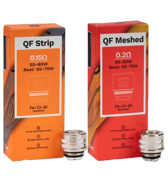 resistencias QF vaporesso